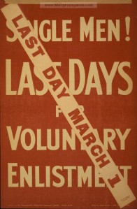 single men poster